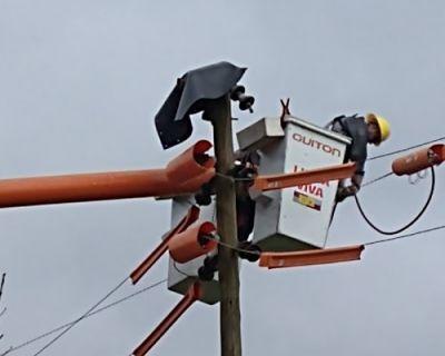 CERSUL investe no trabalho em redes energizadas