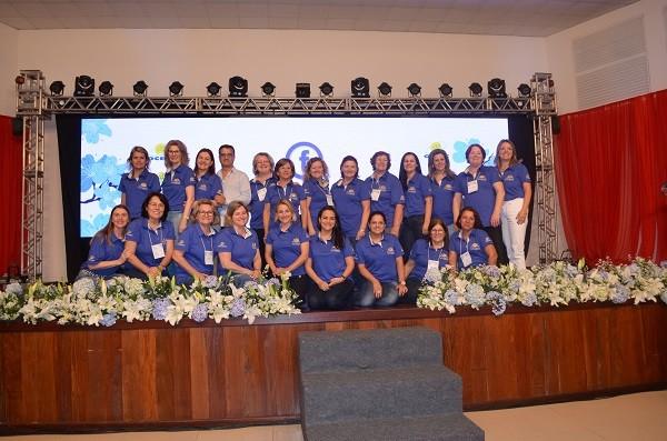 Núcleo de mulheres da Cersul participa de 14º Encontro Estadual