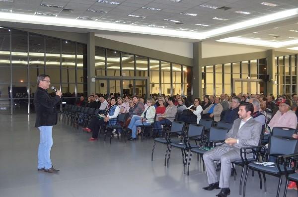 Ciclo de palestras Cersul na Comunidade